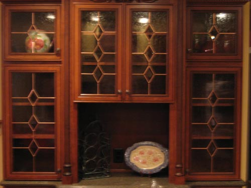 Furniture And Cabinet Stained Glass Repair Gallery A1 Stained